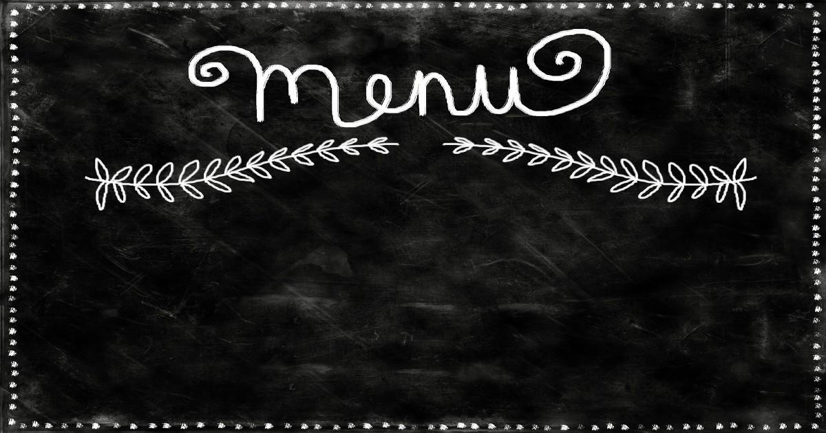 Optimering af menu